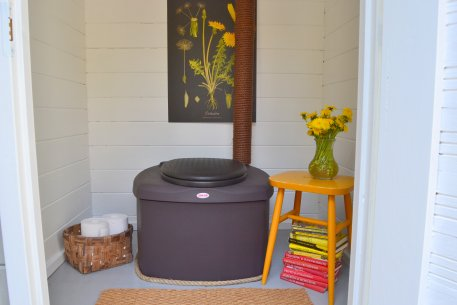 Biolan Composting Toilet eco