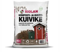 Biolan Compost and Dry Toilet Bulking Material