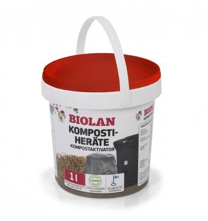 Biolan Composting accelerator