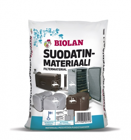 Biolan Filter Material