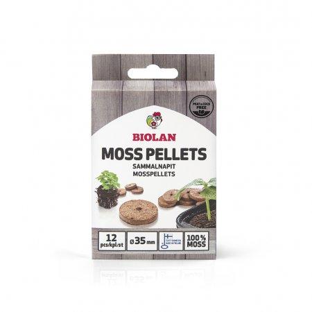 Biolan Moss Pellets